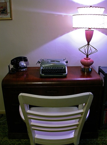 Write. Now.