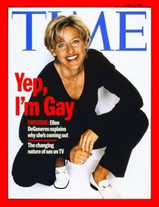 Ellen Time magazine