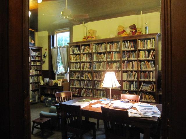 Children's room at Tivoli library