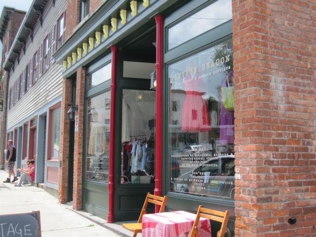 Beacon Vintage shop